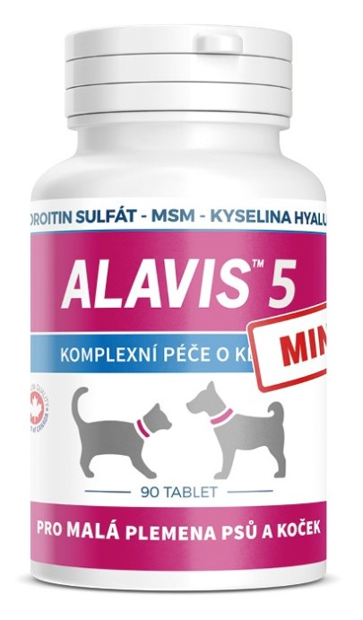 ALAVIS 5 MINI 90 tablet