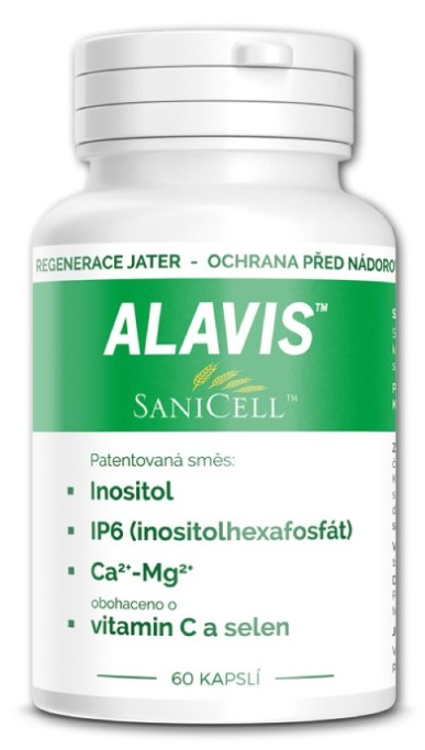 ALAVIS Sanicell 60 tablet