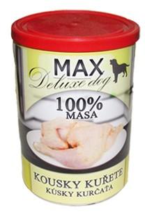 MAX deluxe kousky kuřete 400g
