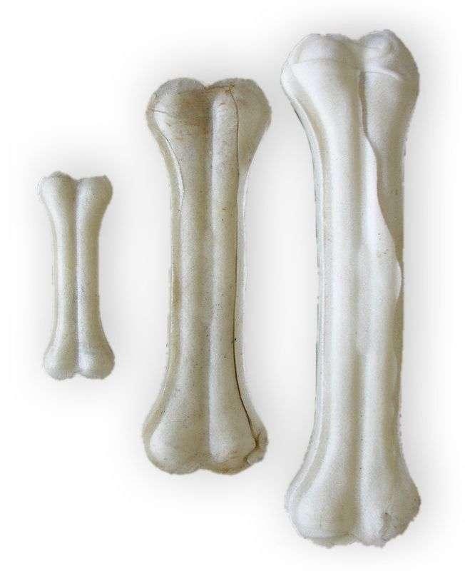 Kost bůvolí BÍLÁ 8cm (30ks)