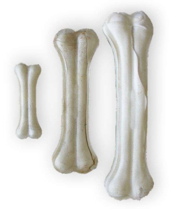 Kost bůvolí BÍLÁ 16cm (20ks)