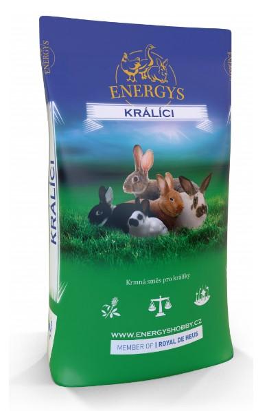 Energys králík klasik 25 kg