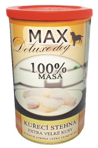 MAX deluxe kuřecí stehna 1200g