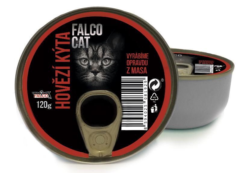 FALCO CAT hovězí kýta 120g