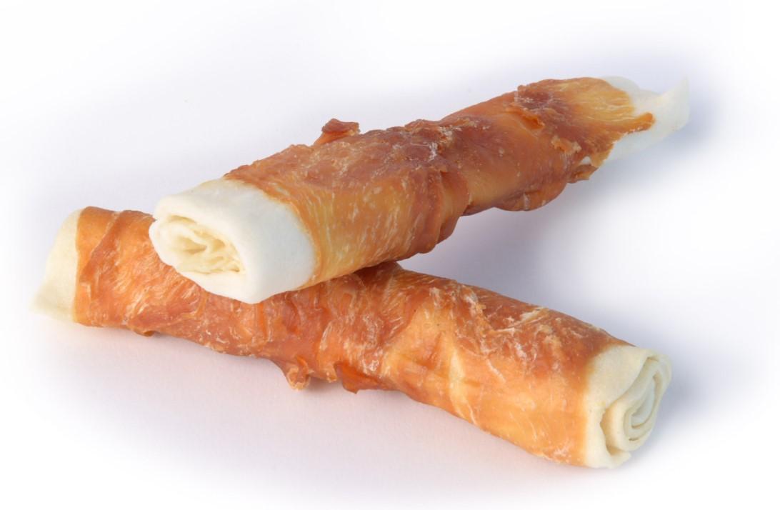 "Magnum Chicken Roll on Rawhide stick 5-6"" 55g 2ks 5+1 ZDARMA"