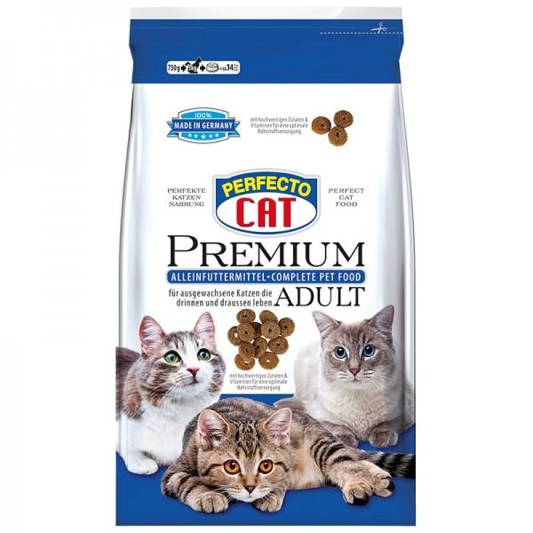 Perfecto Cat Premium 750g Adult