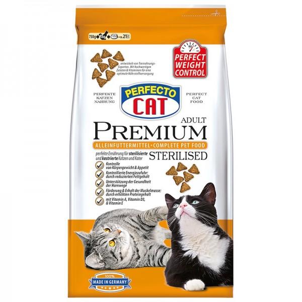 Perfecto Cat Premium 750g Sterilised