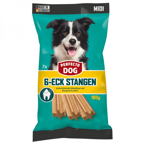 Perfecto Dog Dentální hvězda MIDI 7ks 180g