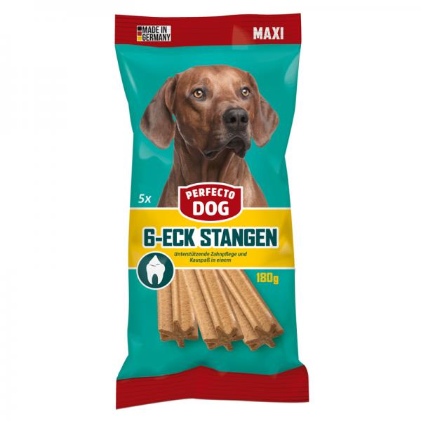 Perfecto Dog Dentální hvězda MAXI 5ks 180g prodejna