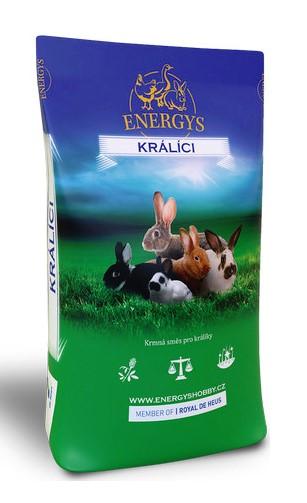 Energys králík klasik 10kg