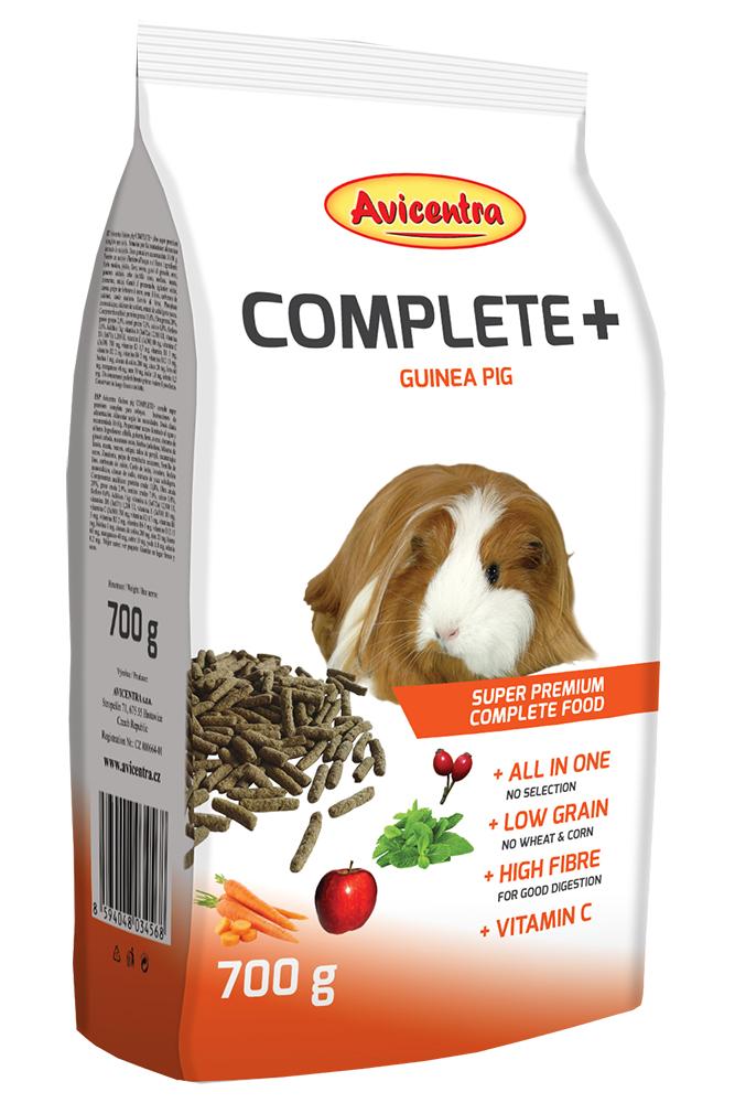 Avicentra Morče Complete+ 700g