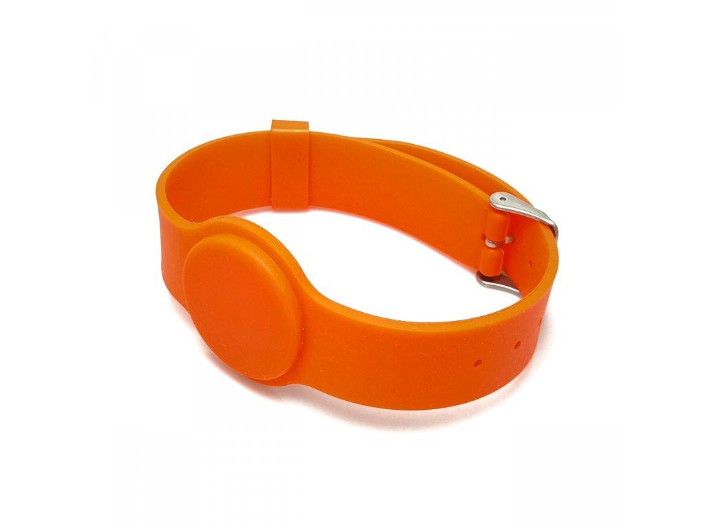 náramek oranžový