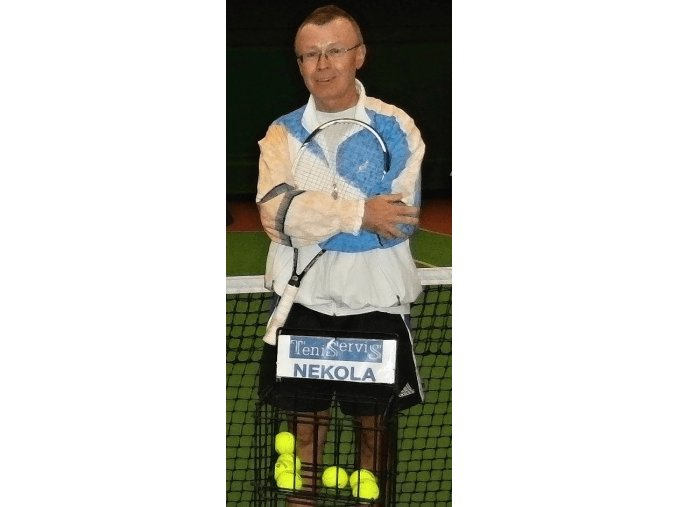 tenis trener ivan nekola