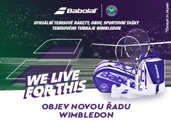 Wimbledon akce 2021
