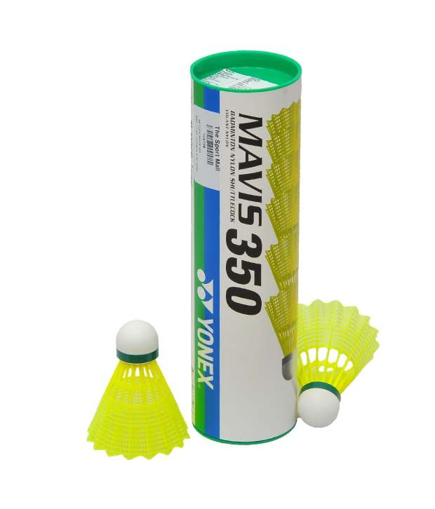 Badmintonové míče