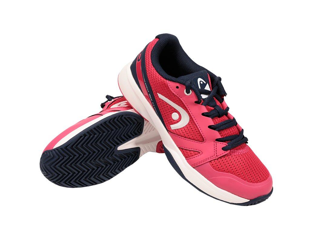 351573 damska tenisova obuv head sprint team 2 5 magenta 64869
