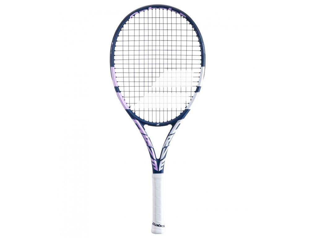 438325 tenisova raketa babolat pure drive junior 26 girl 2021 86012v