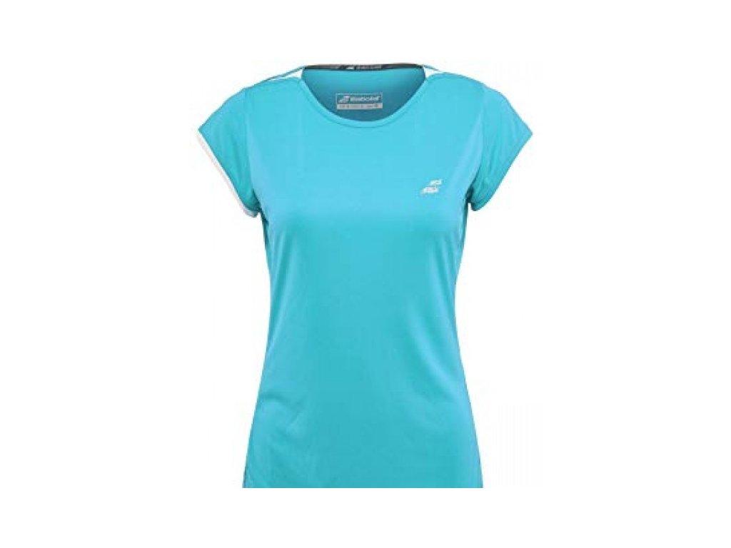 perf cap sleeve top girl blue 600x600