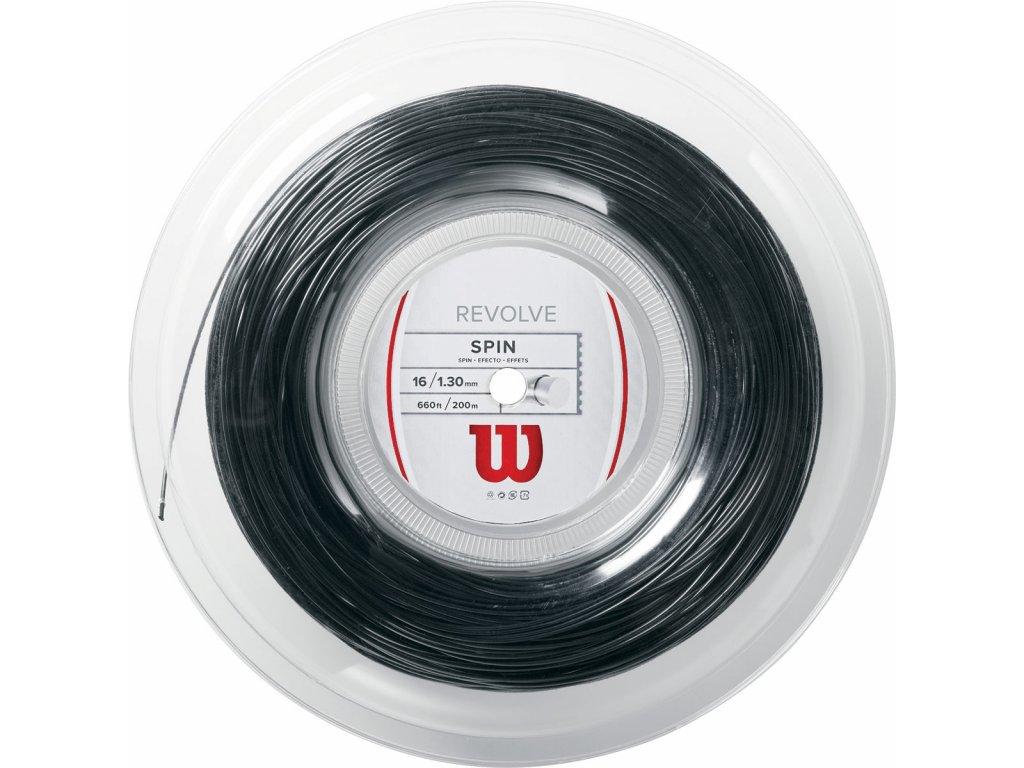 revolve spin black 200m