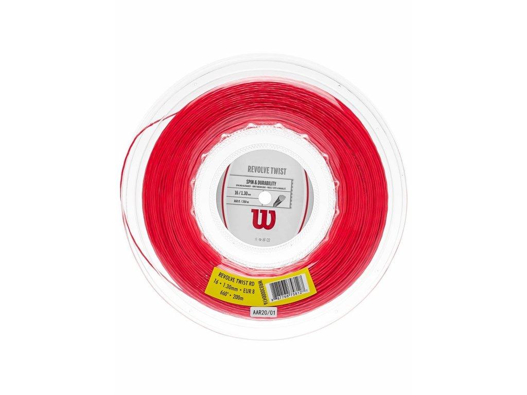 wilson revolve twist red 1