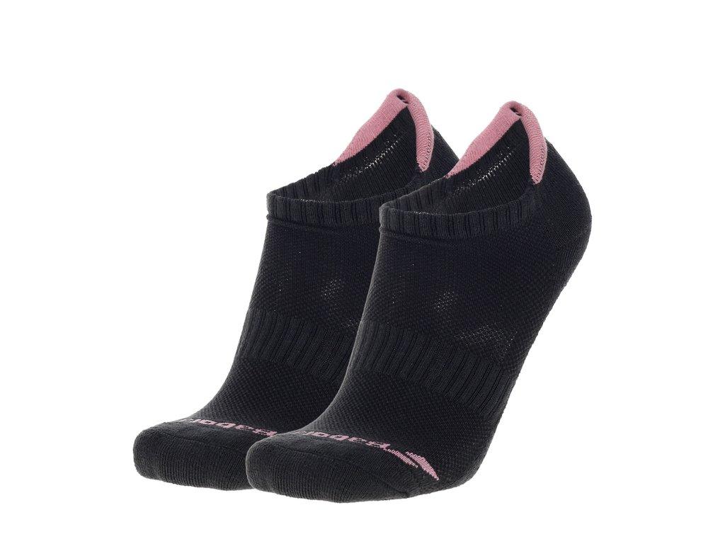babolat invisible socks woman black