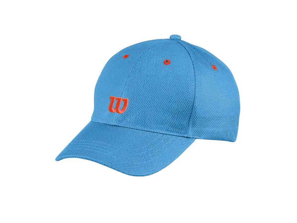 389167 detska ksiltovka wilson youth tour cap blue 77043