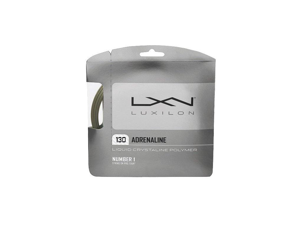 Tenisový výplet Luxilon Adrenaline 130 - 12m