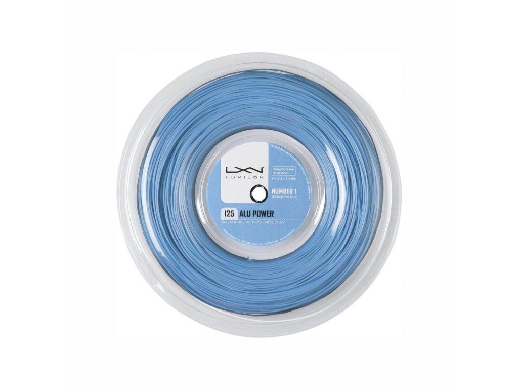 alu power 125 ice blue reel