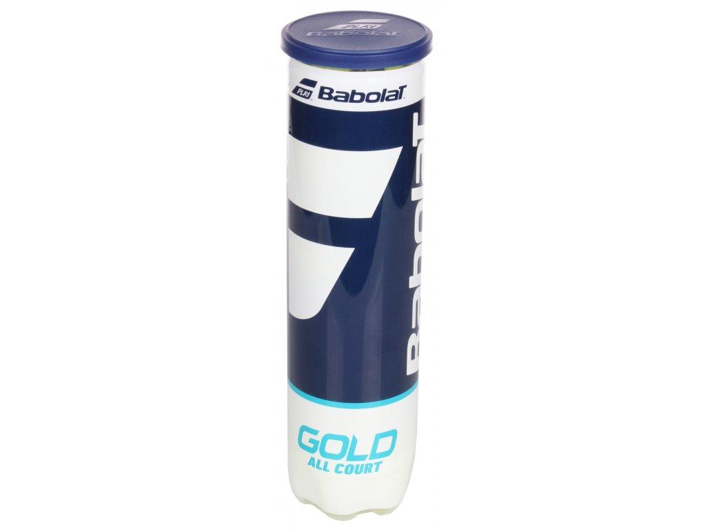 Tenisové míče Babolat Gold 4 ks