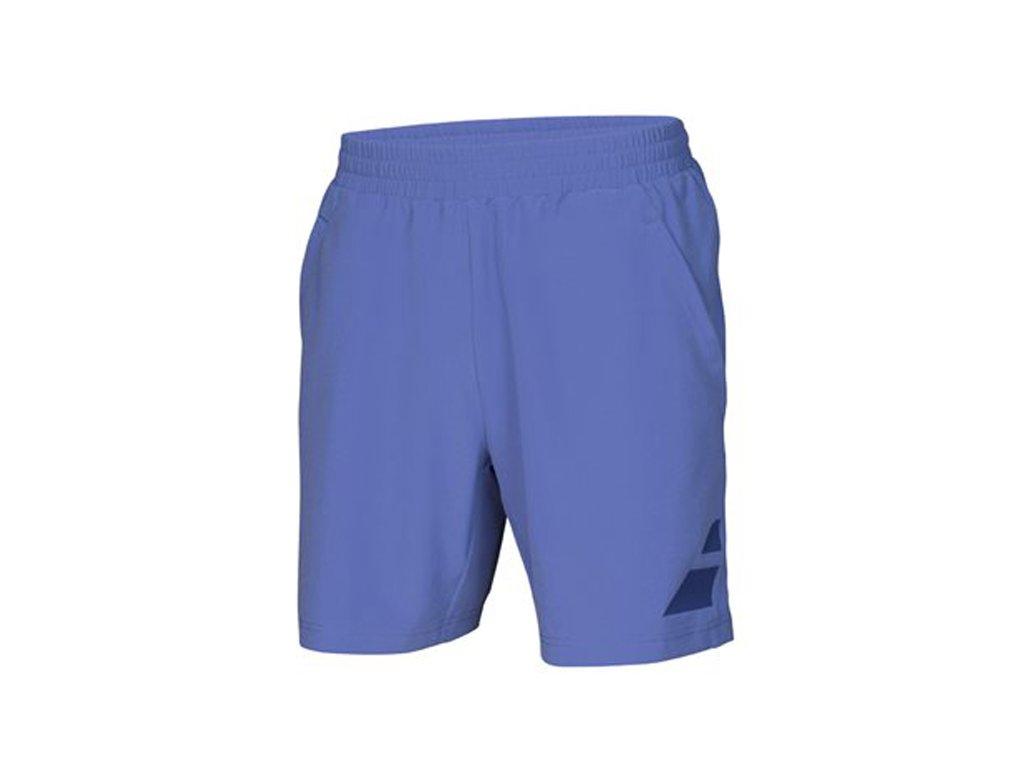 pánské šortky Babolat Short X-Long Men Performance - modré (Oblečení pánské XL)