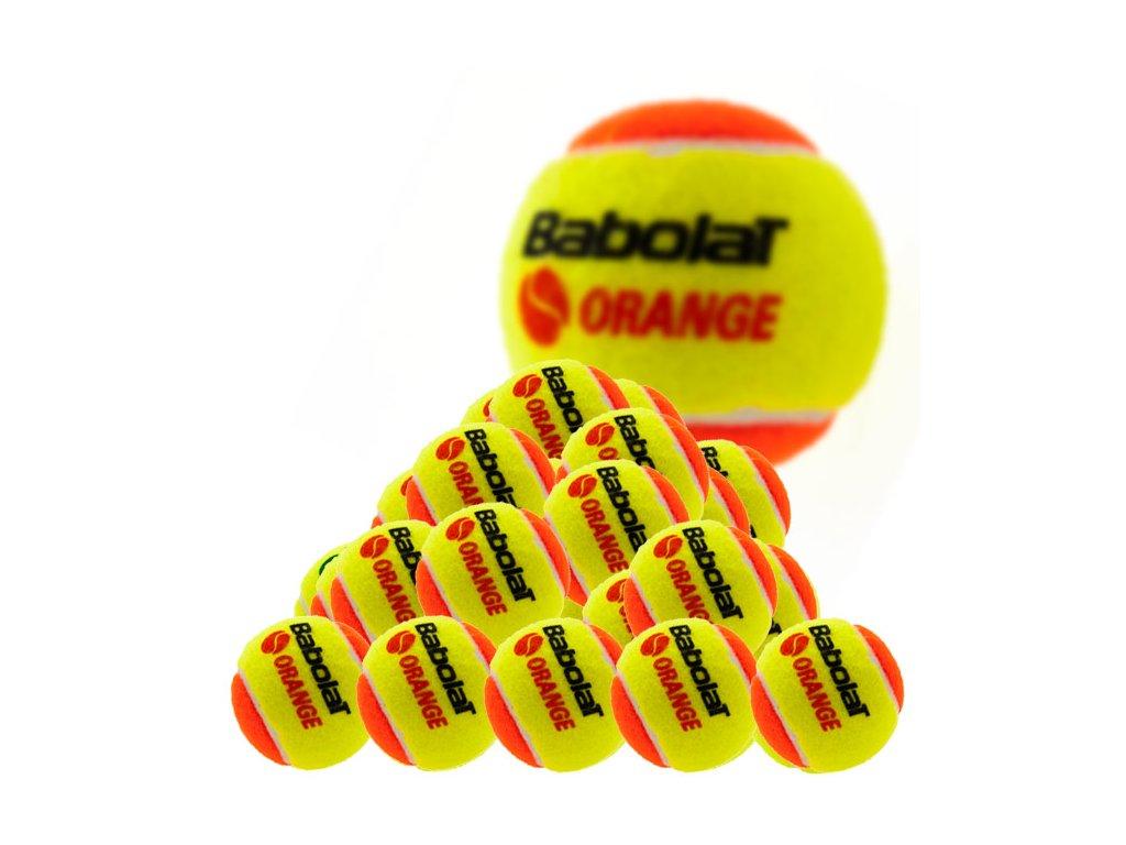 Tenisové míče Babolat Orange - 36 ks