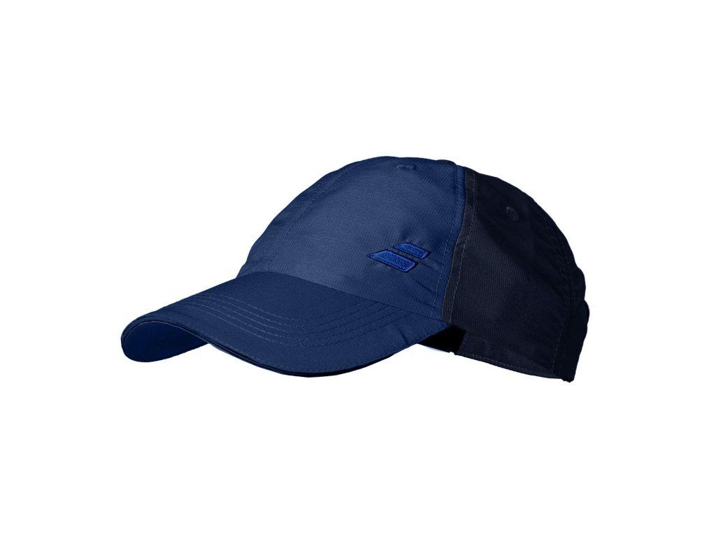 babolat BASIC LOGO CAP ESTATE BLUe 5JA1221 4000 A