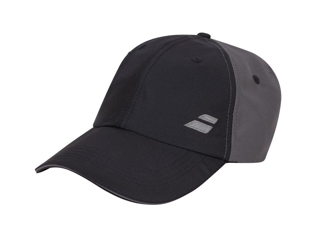 ksiltovka babolat basic logo cap black