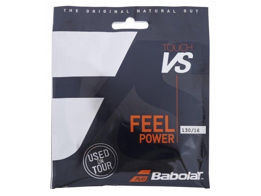 Tenisový výplet Babolat Vs Touch Natural