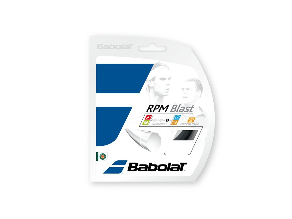 Tenisový výplet Babolat RPM Blast -12m