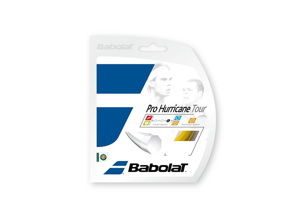 Tenisový výplet Babolat Pro Hurricane Tour - 12m