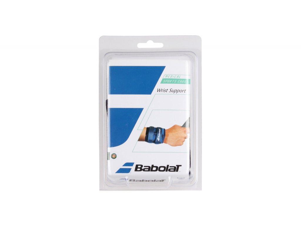 Tenisové bandáže Babolat podpora zápěstí Wrist Support X1