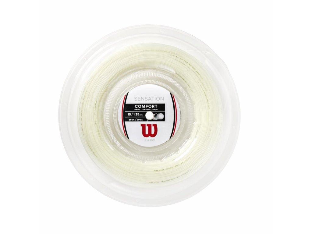 Tenisový výplet Wilson Sensation 200m