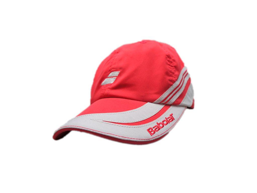 Babolat Cap III Pink - kšiltovka