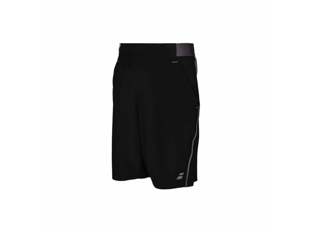 chlapecké sportovní šortky Babolat Perf Short Boy Xlong 9 - černé