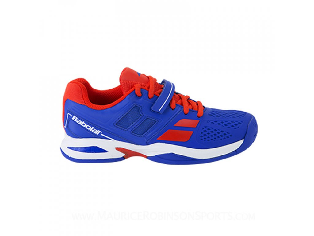 Tenisová obuv Babolat Propulse All court junior - modrá