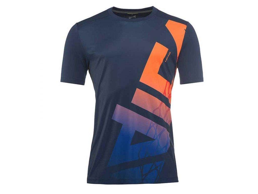 dětské sportovní tričko Head Vision Radical T-Shirt NV