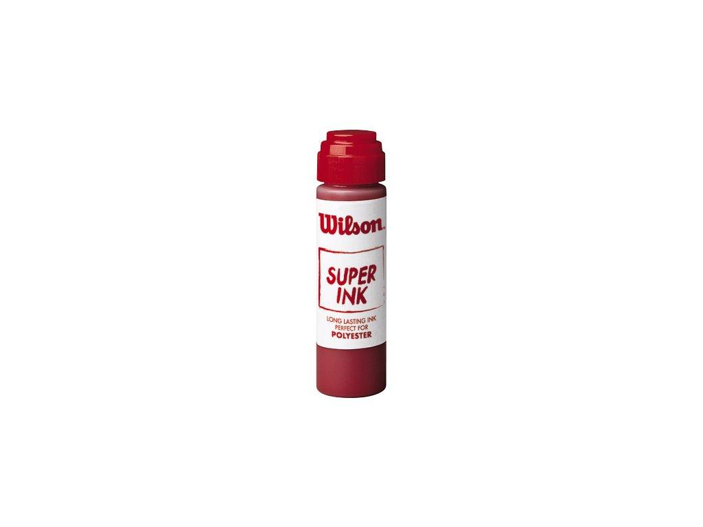 WRZ7417 RD Red Stencil SuperInk