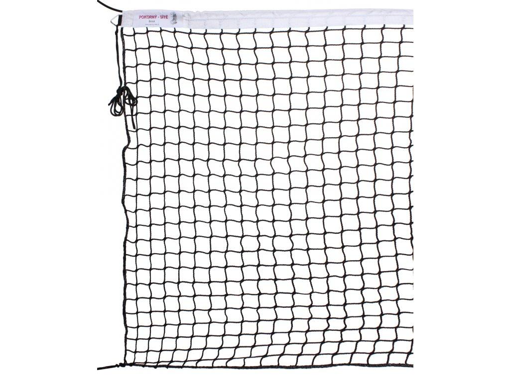 68 tenis standart jednoducha tenisova sit lanko