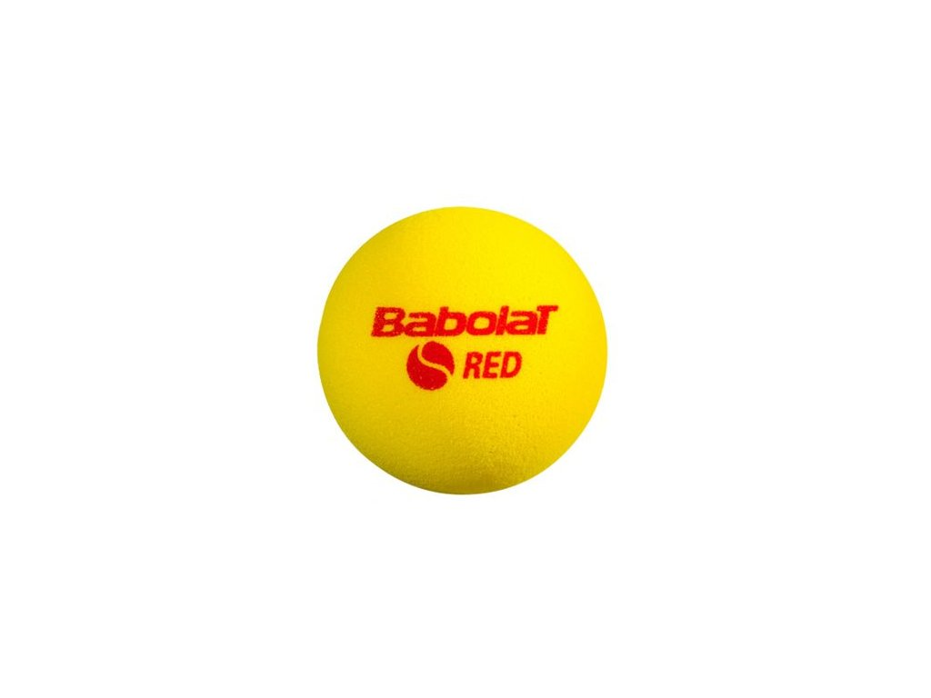 Tenisové míče Babolat Red Foam 1 ks