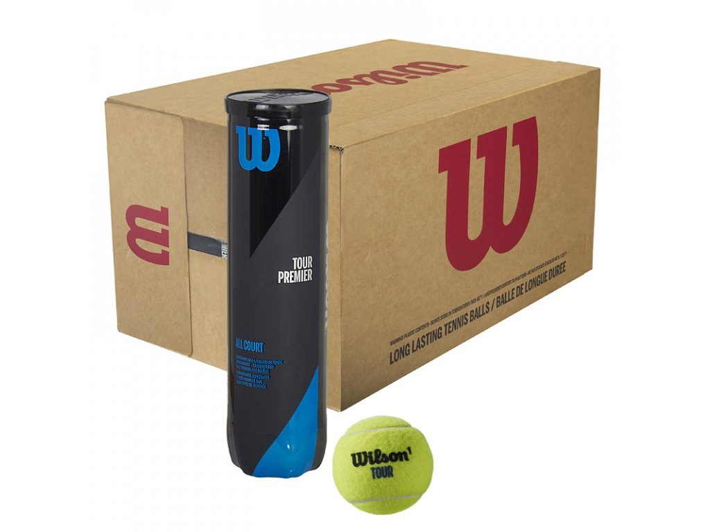 Wilson Tour 72Ball Box