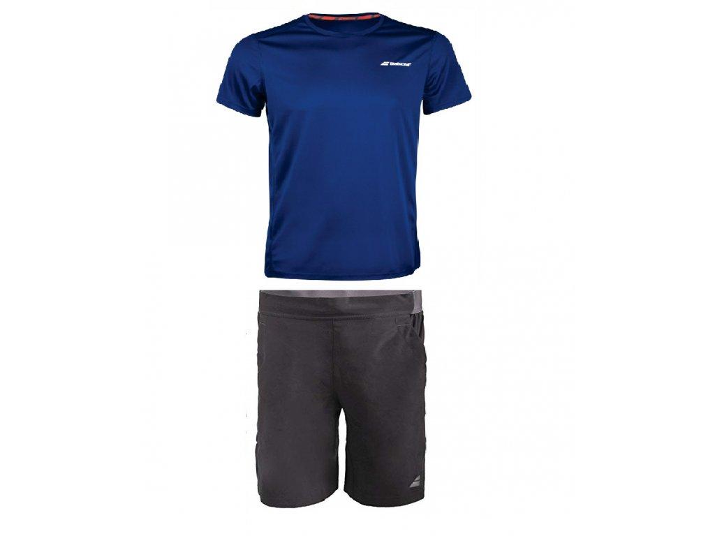 Babolat perf tshirt a perf short 3