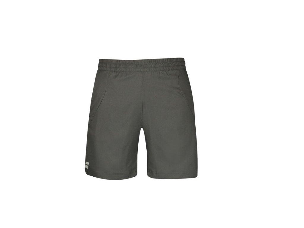 core short 8 men grey