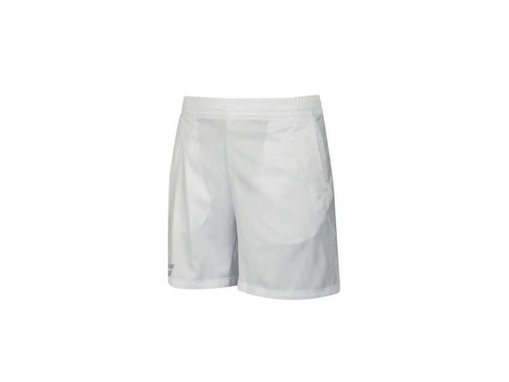 core short 8 men white