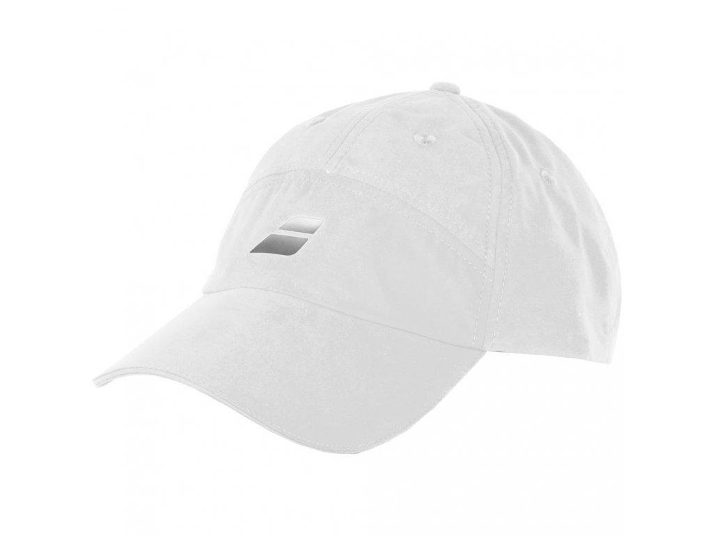 babolat microfiber cap white